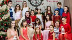 """Предпразнично - деца от Търговище с клип на вечната песен """"Ако си дал"""""""