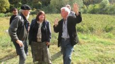 Италиански режисьор снима филм за богомилите в скалния манастир край Крепча