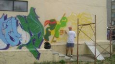 МГЕРБ-Търговище организира двудневен уличен графити фест
