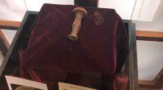 Уникален печат от Ескиджумайския панаир получи днес от дарител търговищкият музей