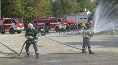Състезания по пожаро-строева подготовка се проведоха в Търговище