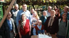 Столетник празнува в с.Долно Козарево